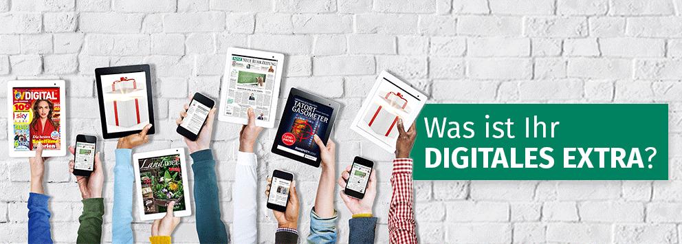 Ihr NRZ-Digital-Plus-Paket? ihr Plus f?r jeden Tag und ??berall.