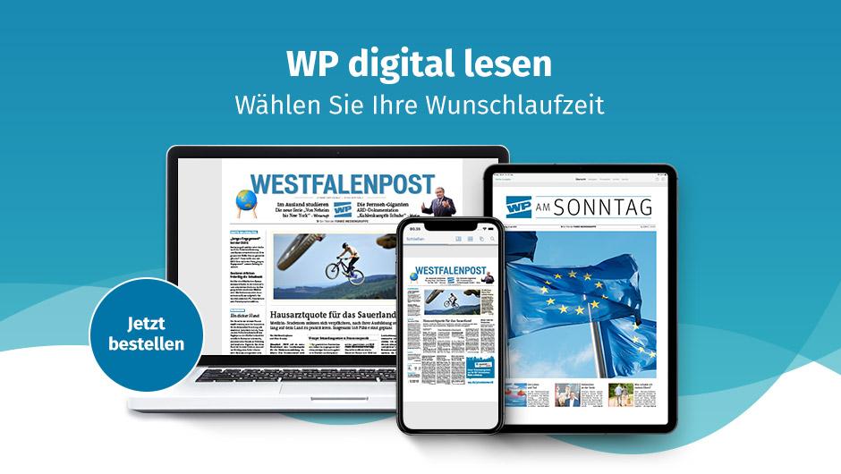 Jetzt die digitale Zeitung auf dem iPad lesen