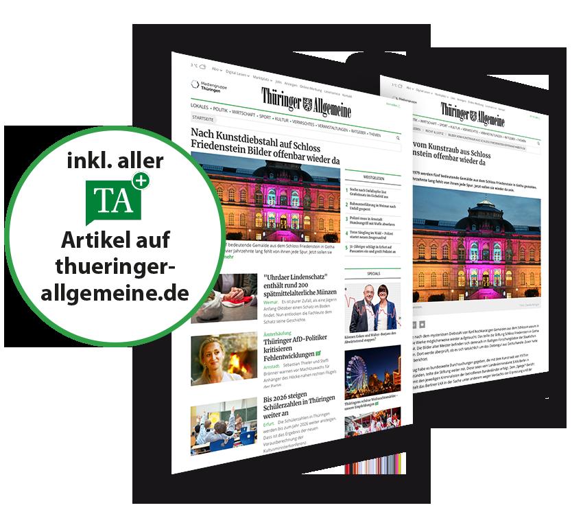 Artikel auf TA.de