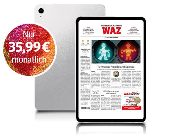 Jetzt das neue iPad mit dem E-Paper bestellen