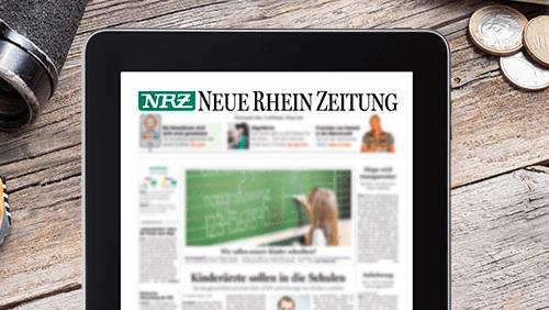 NRZ Digital weiterlesen
